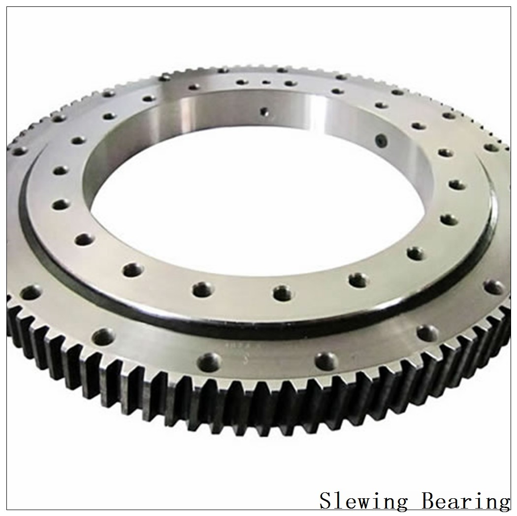 Light Series Slewing Ring Bearing with External Gears Wd-021.20.414