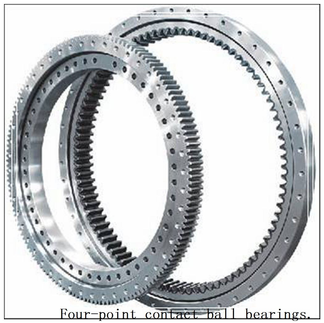 Single-Row Four Point Contact Ball Slewing Bearing External Gear 9e-1b20-0223-0794-D01