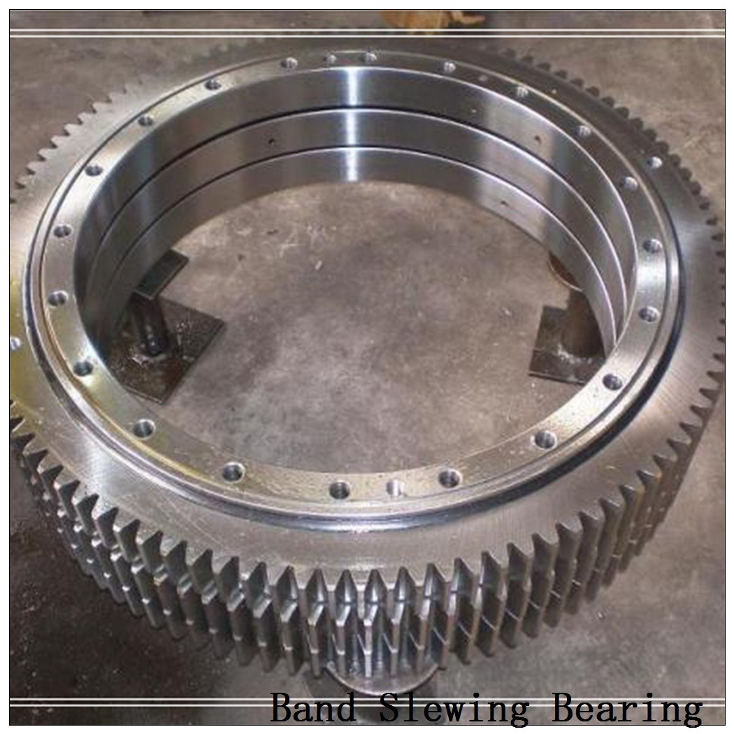 Slewing Bearing with External Gear or Internal Gear 232.21.0675.013