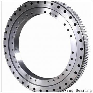 Four-Point Non-Gear Single-Row Contact Ball Slewing Bearing 9o-1b20-0289-0295-5