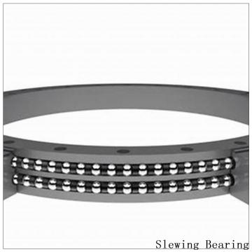 Large Turntable Ball Slewing Bearing Bearing for Plastic Extruder 010.25.1502