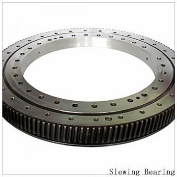 Hourglass Worm Slew Drive for Railbound Forging Manipulators