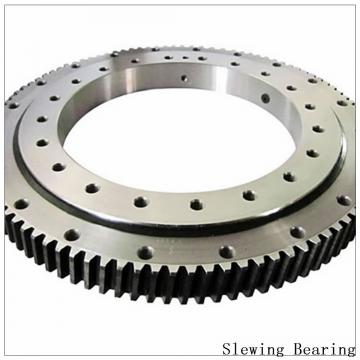 Double-Row Four Point Angular Contact Slewing Ball Bearing External Gear