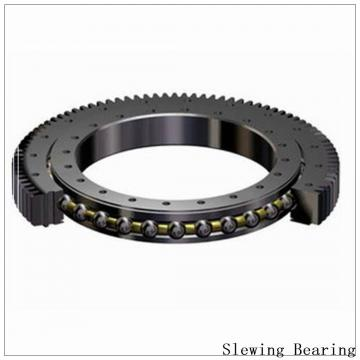 Hourglass Worm Slew Drive for Wrapping Machine