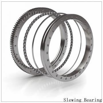 Light Series Four-Point Contact Ball Slewing Bearings with an Internal Gear