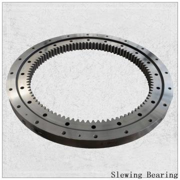 Single-Row Four Point Angular Contact Slewing Ball Bearing External Gear 9e-1b25-0486-1063