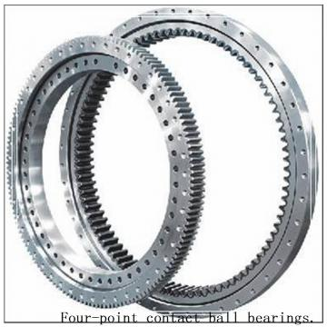 Single-Row Four Point Contact Slewing Ball Bearing with Internal Gear 9I-1b25-1296-0180