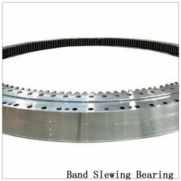 Slewing Bearing Leveling Machine Outer Gear with Internal Flange