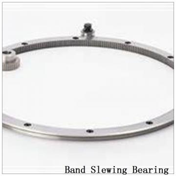 Port Crane Three- Row Roller Slewing Bearing Rings