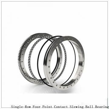 Single-Row Four Point Contact Slewing Ball Bearing with Internal Gear 9I-1b40-1385-0860