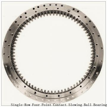 Rotary Conveyor Slew Bearing Single-Row Ball Slewing Ring
