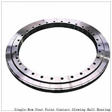 Rotating Crane Truck Slew Bearing/Single-Row Ball Slewing Ring Wd-062.20.0844