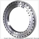 Single-Row Four Point Angular Contact Slewing Ball Bearing External Gear 9e-1b40-0910-0345