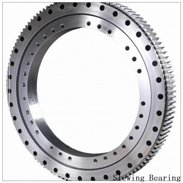 Single-Row Four Point Contact Ball Slewing Bearing External Gear 9e-1b20-0345-0281 #2 image