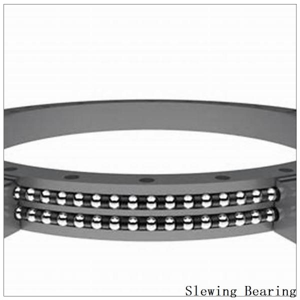 Single-Row Four Point Contact Ball Slewing Bearing External Gear 9e-1b25-0422-0354 #3 image