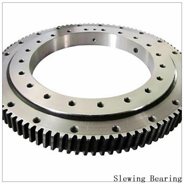 Heavy Duty 25 Inch Slewing Drive with Hydraulic Motor for Machine Arms #1 image