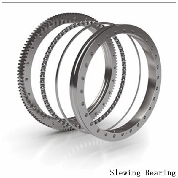 Single-Row Four Point Contact Slewing Ball Bearing with Internal Gear 9I-1b25-1065-0134 #2 image