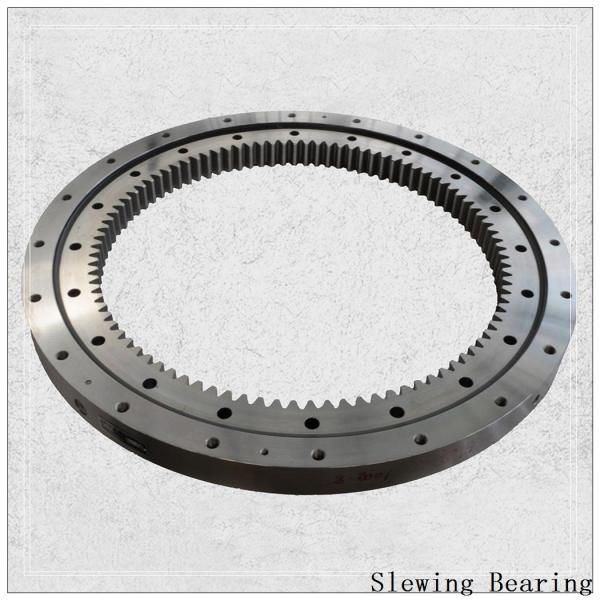 Dual Worm Slewing Drive for Aerial Platform with Best Performance Wanda Brand #1 image