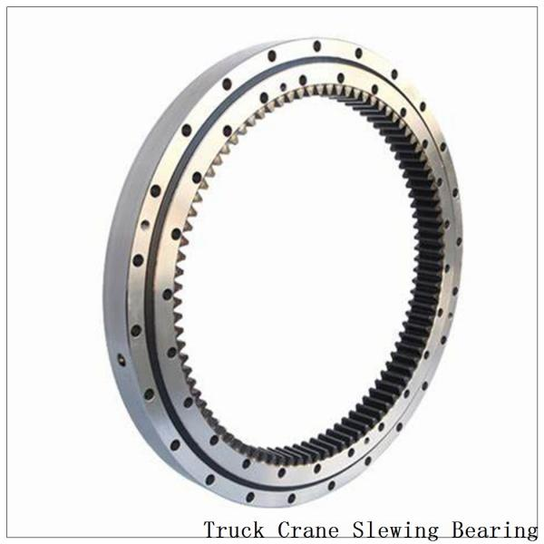 Single-Row Four Point Contact Ball Slewing Bearing External Gear 9e-1b22-0422-0618 #2 image
