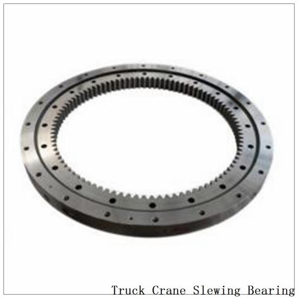 Thin Section Bearing-Cross/Crossed Cylindrical Roller Bearings (RB14025) #2 image