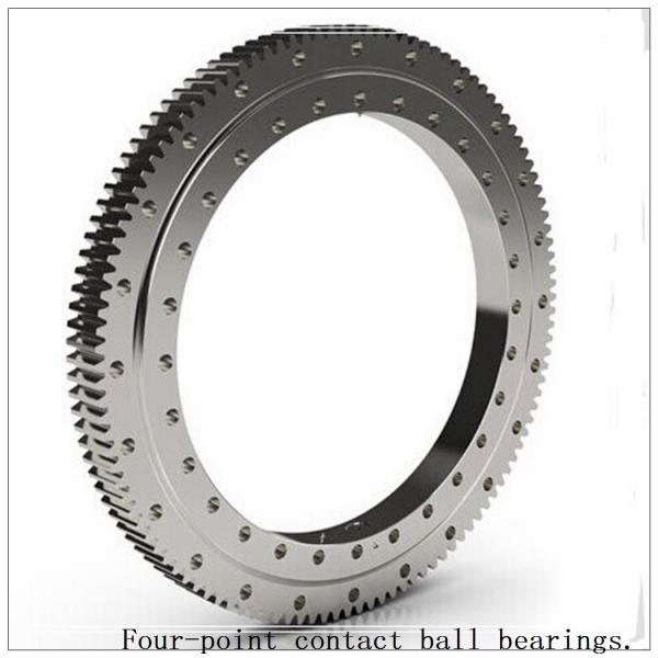 Four Point Contact Slewing Bearings with Internal Gear Rks. 161.14.0414 #3 image