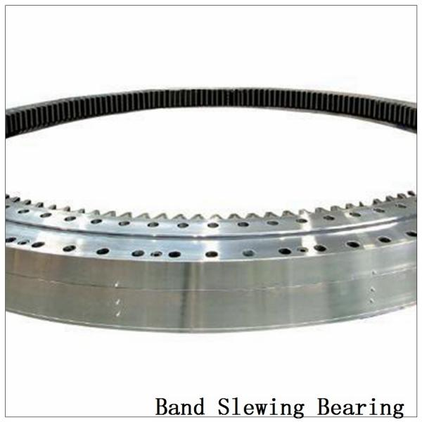Four-Point Contact Ball Slewing Bearing 9o-1b20-0342-0793 #1 image