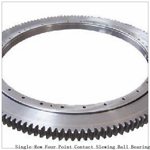 Four-Point Contact Ball Slewing Bearing 9o-1b20-0405-0387 #3 image