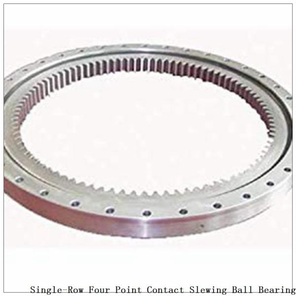 Rks. 062.20.0414 Four Point Contact Slewing Bearings with Internal Gear #2 image